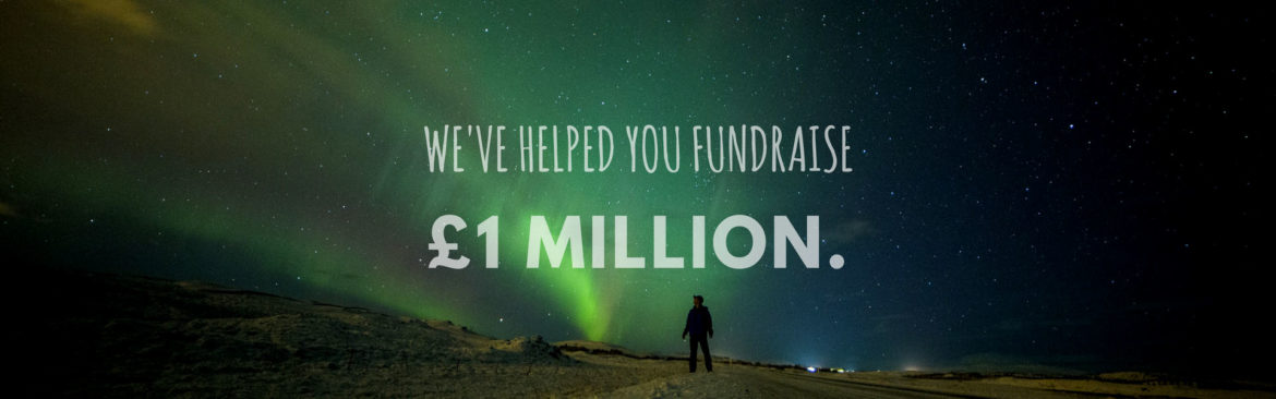 £1 Million Fundraised