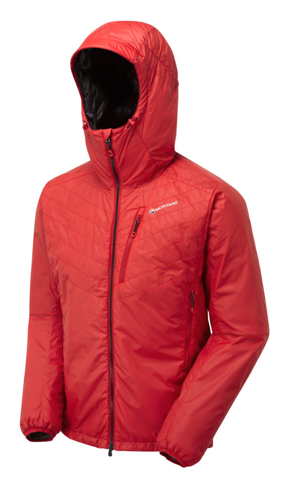 Montane Prism Alpine Red