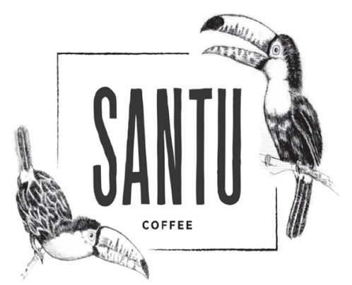 Santu Coffee logo